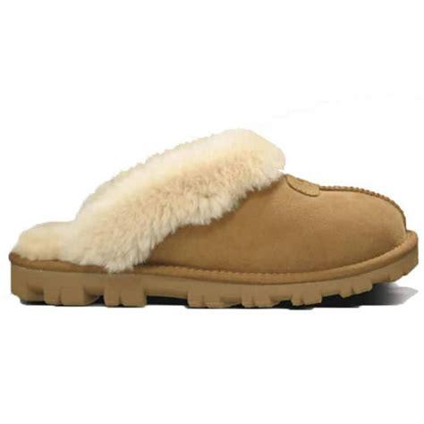 ugg coquette slipper ugg australia coquette slippers chestnut cleanline surf