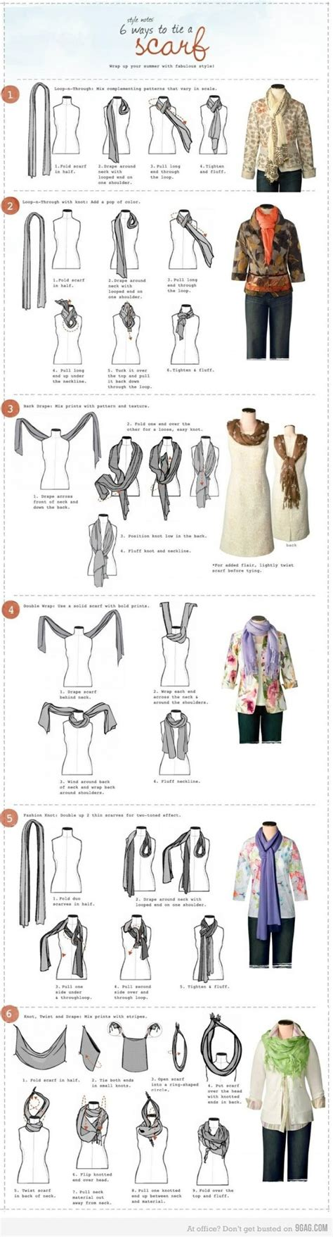 tips for wearing a scarf the work edit by capitol hill