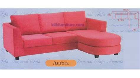 Sofa Leter L Minimalis jual sofa letter l minimalis harga promo