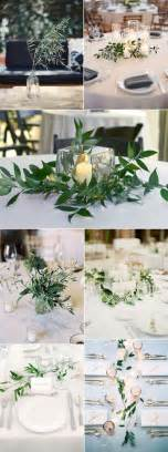 simple table centerpieces 25 best ideas about reception table decorations on