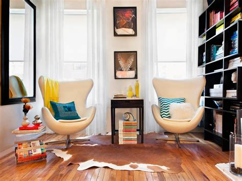 Small Rooms Decorating Ideas by Small Living Room Design Ideas And Color Schemes Hgtv