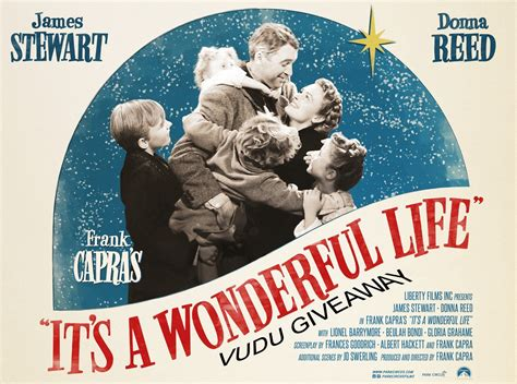 filme stream seiten it s a wonderful life giveaway win it s a wonderful life on vudu digital hd