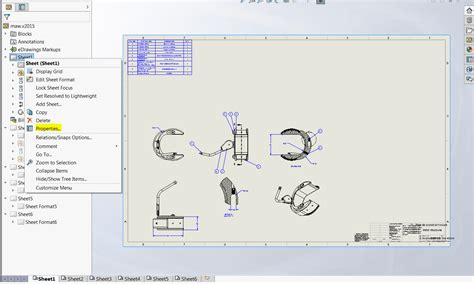 C Drawing Size by Solidworks 2017 Drawings Copy Sheet Format Goengineer
