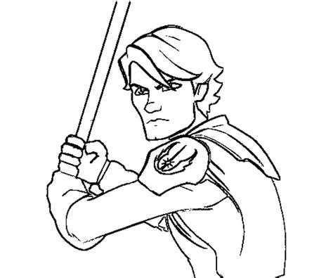 free coloring pages of luke skywalker lego