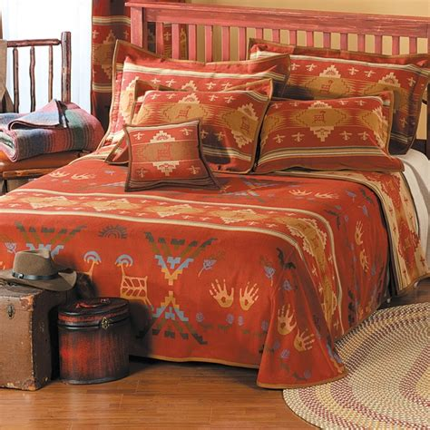 southwestern bedding sets western bed set furniture i love pinterest bed sets