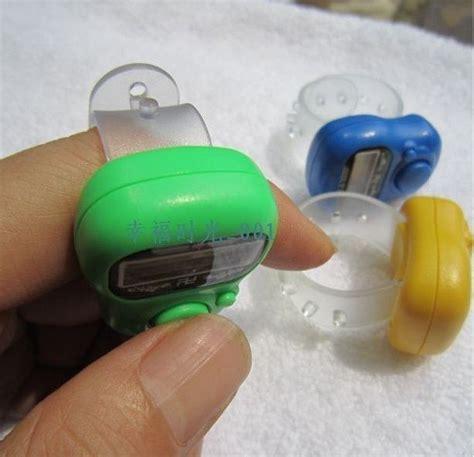 Terbatas Tasbih Digital Finger Counter Tasbih Berkualitas tasbih digital jari tdj serba unik dan murah
