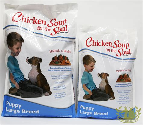 chicken soup for the soul food chicken soup for the soul large breed puppy food