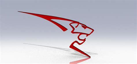 logo peugeot sport logo peugeot sport solidworks 3d cad model grabcad