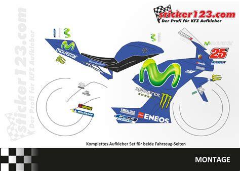Yamaha Tech 3 Aufkleber by Sticker123