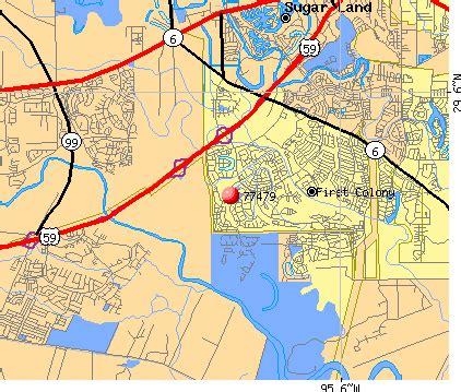 sugar land texas zip code map 77479 zip code sugar land texas profile homes apartments schools population income