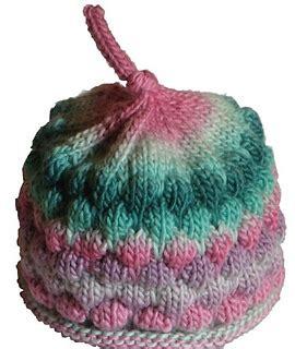 knit puff stitch ravelry knitted puff stitch hat pattern by deborah kahn