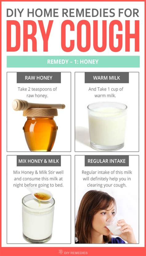 diy home remedies for cough