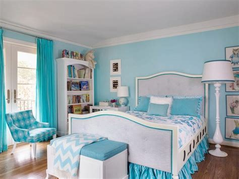 blue bedrooms for girls delightful light blue teenage girls bedroom design ideas