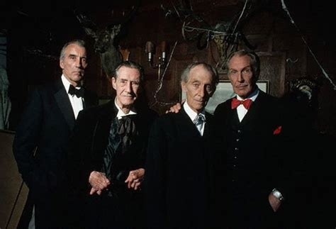 The House Of Shadows by All The Where Vincent Price Christopher And