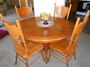 Craigslist Oak Dining Table Craigslist Dining Room Set Marceladick