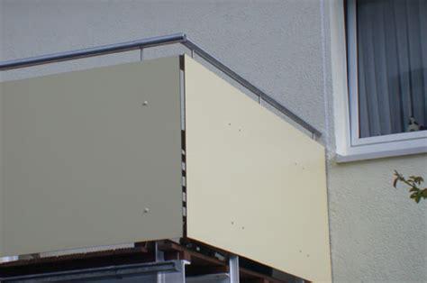 balkon handlauf edelstahl handlauf f 252 r balkon aus edelstahl edelstahlgel 228 nder