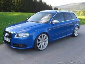 Audi A4 B7 Quattro Review Audi A4 B7 8e 3 0 Tdi Avant Quattro 248838