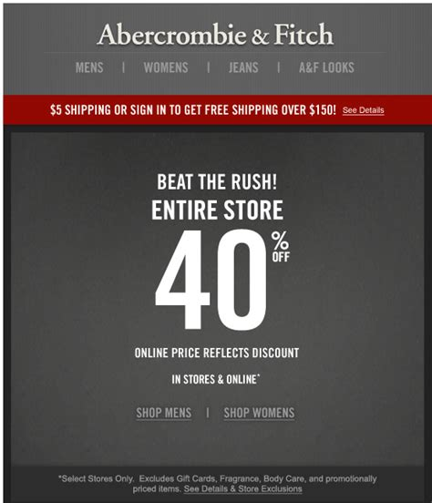 Buy Abercrombie And Fitch Gift Card Online - abercrombie and fitch coupon codes january 2018 buffalo wagon albany ny coupon