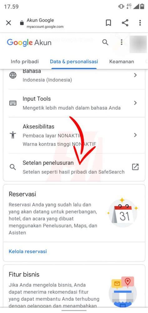 mengubah bahasa akun google gmail  google