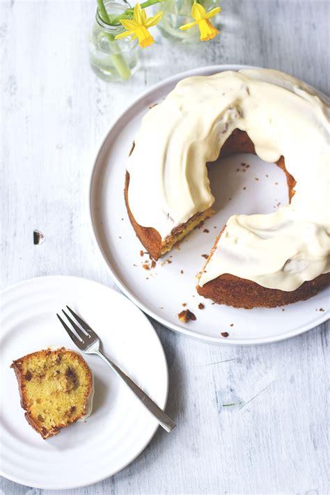 Schneller Zimtschnecken Kuchen Moey S Kitchen Foodblog
