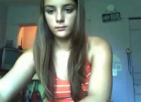 Girl teen trailer webcam