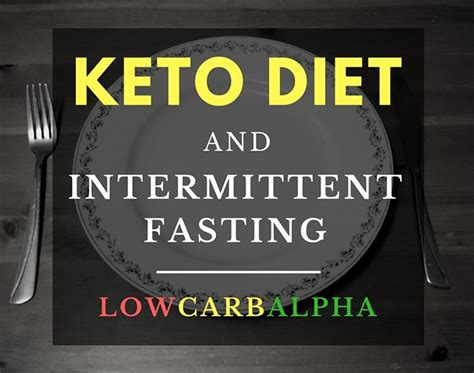 keto fasting guide to intermittent fasting and a ketogenic diet