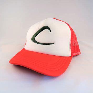 Topi Trucker I Anime Unisex Best Quality Product best ash hat products on wanelo