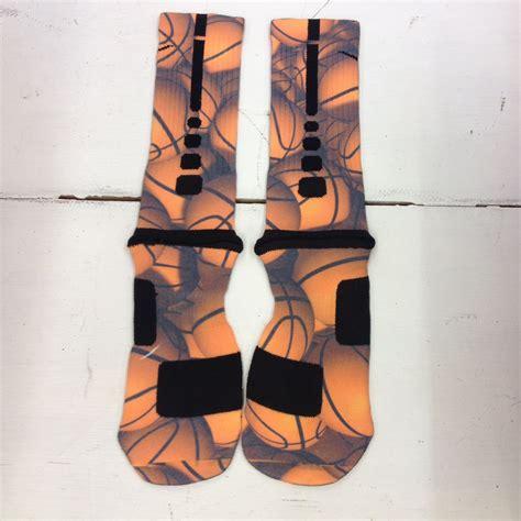 basketball shoes and socks custom nike elite socks quot basketball quot from sock insanity