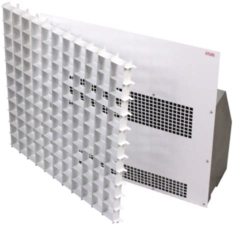 Vented Drop Ceiling Tiles Schg30 3kw Fan Assisted Heater For 600 X 600 Ceiling