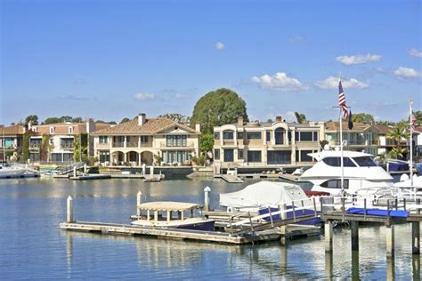 Bay Homes by Newport Bay Front Homes Cities Real Estate