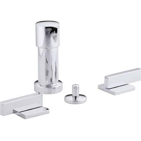 Vertical Spray Bidet Shop Kohler Loure Polished Chrome Vertical Spray Bidet
