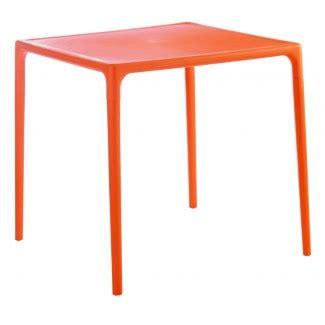 mango 28 quot square outdoor dining table orange restaurant furniture orange mango table restaurantfurniture