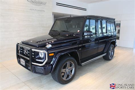 Used Mercedes Ny by Used 2016 Mercedes G Class G550 Roslyn Ny