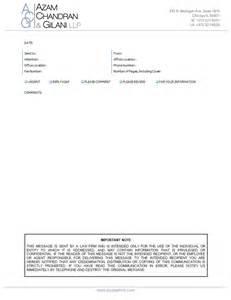 open office fax cover sheet