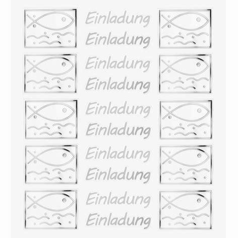 Sticker Einladung Schwarz by Bastelonlineshop De Sticker Scrapbooking