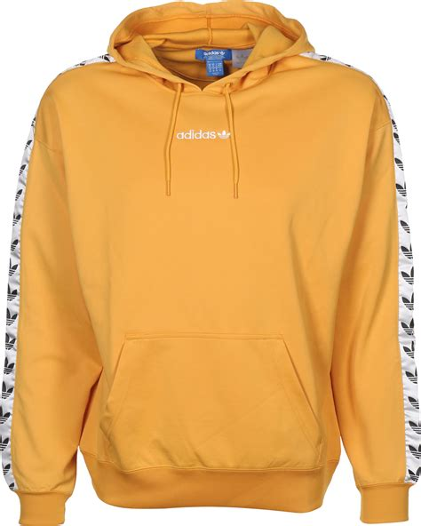 Adidas Hoodie adidas tnt adicolor classics hoodie gelb
