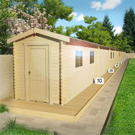 Tiger Sheds by Tiger Sheds Launch Garden Athletics Cabins