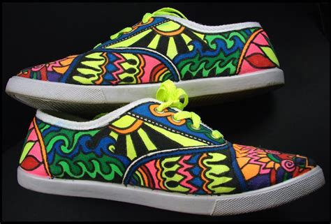 you to see canvas shoes by beadworx