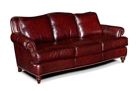 All Leather Sofas by Classic Comfort All Leather Sofa