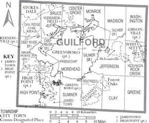 map of mayberry carolina file map of guilford county carolina with municipal