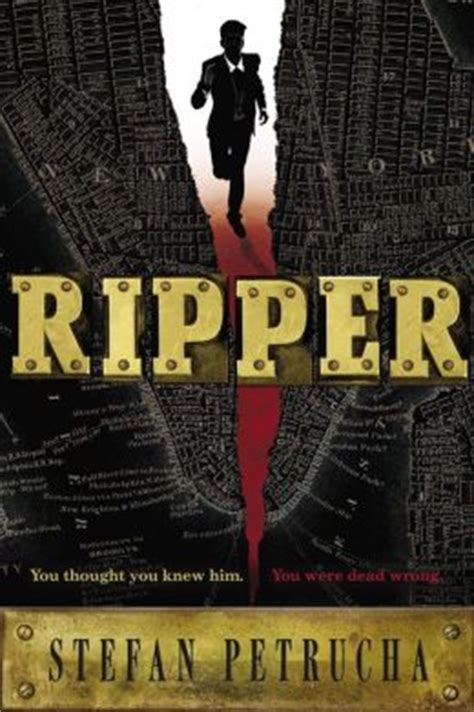the ripper books ripper by stefan petrucha 9781101560556 nook book