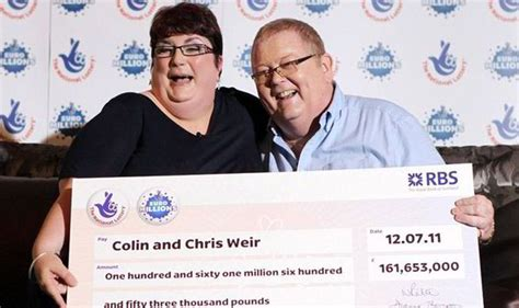Donation Letter From Britain S Richest Euromillions Winners Lotto Winners Donate 163 1m To Yes Caign Uk News Express Co Uk