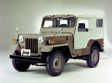 jeep mitsubishi mitsubishi jeep el willys que llevaba un logo con tres