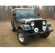 Find Used 1979 Jeep CJ7 Renegade V8 W/factory Hardtop In