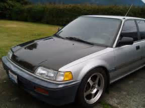 1989 honda civic dx for sale seattle washington