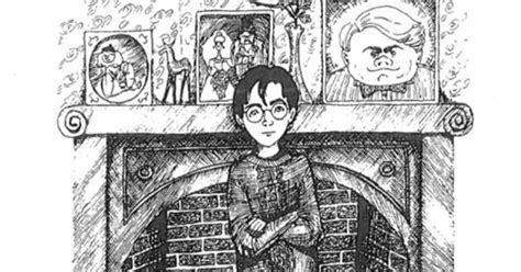 J K Rowling Sketches by Check Out J K Rowling S Absolutely Magical And Completely