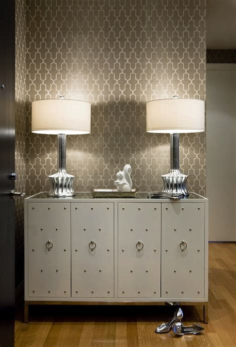 Entry Foyer Credenza Do Tell Do You Veer Towards Silver Or Gold La Dolce Vita