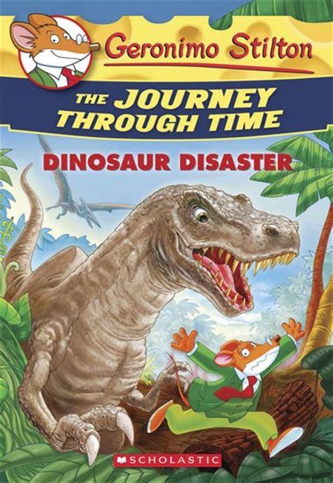 Geronimo Stilton The Journey Through Time geronimo stilton the journey through time dinosaur