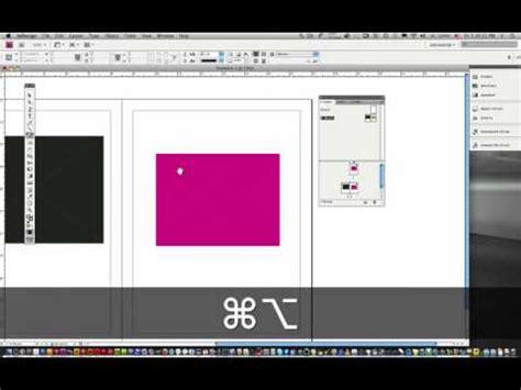 indesign tutorial pagination indesign basics set up master page youtube