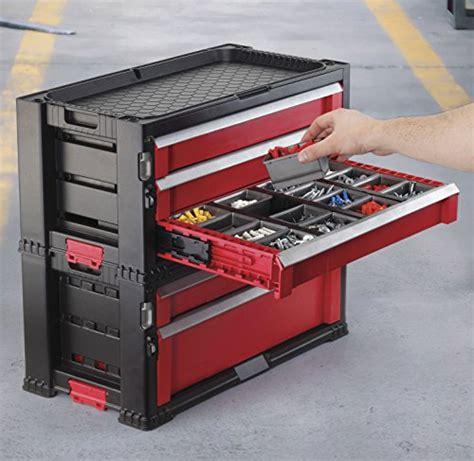 Modular Kitchen Drawer Organizers by Keter 5 Drawer Modular Garage And Tool Organizer And